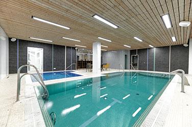 Bazén a vířivka Brno Lesná - Wellness Orion
