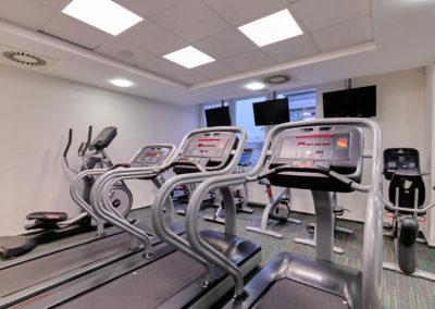Kardio zóna ve fitness