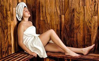 Proč chodit do sauny i v létě