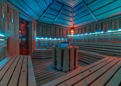 Aroma sauna - saunový svět - wellness Orion