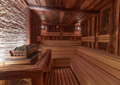Finská sauna - saunový svět - wellness Orion