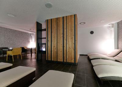 Odpočinková místnost - wellness Orion